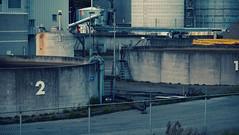 Industrial (vanderwoud1) Tags: industrial complex