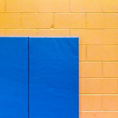Wall (SammCox) Tags: minimalism wall