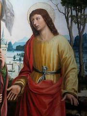20170525 Italie Gênes - Musée Diocesain-027 (anhndee) Tags: italie italy italia gênes genova musée museum museo musee peintre peinture painting painter