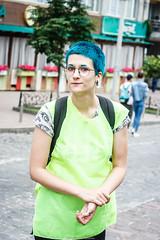 Kyiv Pride 2018 (uomomare) Tags: kyiv ukraine kyivpride kyivpride2018 lgbt gay lesbian freedom transgender asexual bisexual queer rainbow human rights diversity pride dignity police policemen київ україна