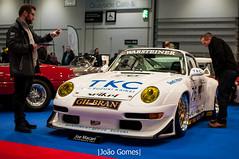 Appreciation (joao_gomes85) Tags: 1996 porsche 911 gt2 the london classic car show 2018 joe macari racing race endurance uk england