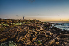 Cape Leeuwin (tahnee.rehg) Tags: cape leeuwin lighthouse sunset australia