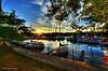 sunrise in niagara (Rex Montalban Photography) Tags: rexmontalbanphotography sunrise portdalhousie niagara stcatharines lakesidepark marina boats