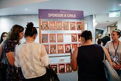 International Women's Day 2017 (CompassionWA) Tags: internationalwomensday compassion events melcrothers sponsorchild children hope poverty music food friends grazingtable
