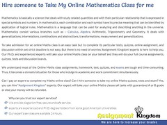 Take My Online Maths Class For Me (onlineclassexpert) Tags: take my online maths class for me
