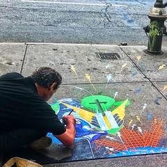 Street Art (TesoroNegro) Tags: morningsideheights nycstreets streetart nyc