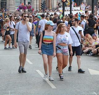 Pride in London 2018
