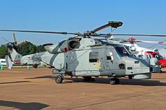Royal Navy AW-159 Wildcat ZZ515 (Sam Pedley) Tags: zz515 wildcat aw159 agustawestland royalnavy rn riat royalinternationalairtattoo raffairford ffd egva riat2018 815navalairsquadron 815nas airshow vehicle aircraft airplane helicopter military militaryaircraft navy navalaviation