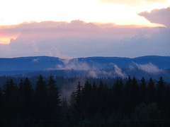 nach dem Regen (germancute) Tags: nature landscape landschaft thuringia thüringen germany germancute deutschland wald forest berge mountains nebel clouds wolken
