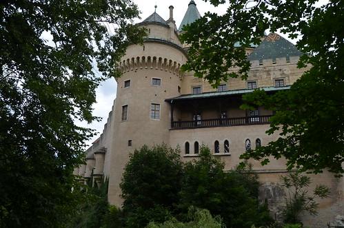 The castle of Bojnice I