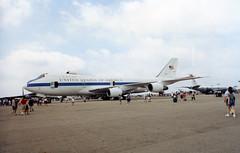 air show image (San Diego Air & Space Museum Archives) Tags: aviation aircraft airplane militaryaviation unitedstatesairforce usairforce usaf boeing boeinge4 e4 nationalemergencyairbornecommandpost neacp boeinge4b e4b boeing747 747 boeing747200 747200 boeing747200b 747200b b747 b742 b742b generalelectric ge generalelectriccf6 gecf6 cf6 generalelectriccf650 gecf650 cf650 cf650e2 generalelecticf103 gef103 f103 f103ge100