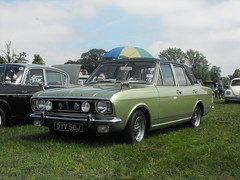 Ford Cortina Mk.2 1600E - DYV 50J (Andy Reeve-Smith) Tags: 1600e dyv50j mk2 ford cortina stockwoodpark lutonfestivaloftransport luton bedfordshire beds festivaloftransport 2018 lutonfestivaloftransport2018