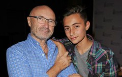 Phil Collins says he's open to a Genesis reunion if his son plays drums (prmusicmgt) Tags: