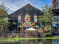 20180811-IMG_2014 Canal side Eaterie (susi luard 2012) Tags: e9 hackneywick graffiti london river rpslondon streetart uk walk
