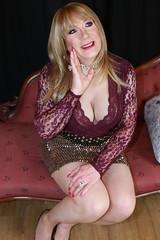 Top Heavy (rachel cole 121) Tags: tv transvestite transgendered tgirl crossdresser cd