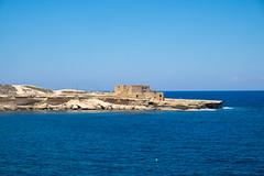 DSCF7415 (chalkie) Tags: gozo malta marsalforn saltpans salt seasalt