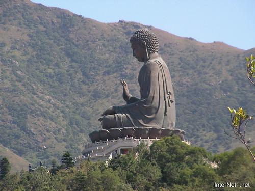 Великий Будда Гонконг Hongkong InterNetri 0212