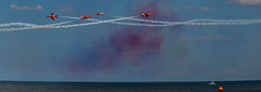 Sunderland Airshow 28-7-2018 (KS Railway Gallery) Tags: sunderland international airshow 2018 red arrows 30th anniversary