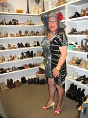 Shop we must! (ShaeGuerin) Tags: public hair ownhair longhair hat brunette crossdresser crossdressing genderqueer nails lips cougar tilf tgirl transvestite transgender tranny trannybabe tv cd mature gurl tgurl mtf m2f xdresser tg trans travesti manicure lipstick pretty cute feminized fashion enfemme feminised romantic femme feminine dreamgirl makeover makeup cosmetics passable dressedasagirl crossdressed crossdress girly classy boytogirl portrait sissy sissyboy fuckable sensual seductive sexy boobs legs leggy highheels cfmshoes stilettos stockings fishnets
