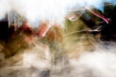 ... (Michael Lee - mplee.com) Tags: icm overexposed over exposure movement texture street city photography london blur abstract painterly impressionist mplee incamera