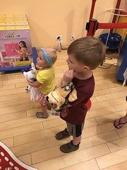"Paul and Dani at Build-a-Bear • <a style=""font-size:0.8em;"" href=""http://www.flickr.com/photos/109120354@N07/42083785670/"" target=""_blank"">View on Flickr</a>"