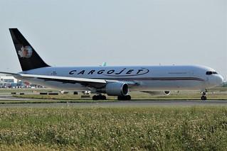 CargoJet Airways C-GVIJ