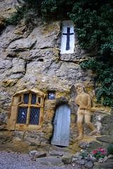 Knaresborough Chapel of Our Lady of the Crag (Goolio60) Tags: knaresborough yorkshire chapel shrine cliff carving sandstone