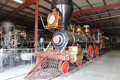 Virginia and Truckee Baldwin locomotive Brass Betsy (Ray Cunningham) Tags: nevada state railroad museum carson city railway
