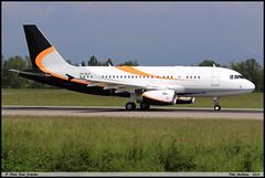 AIRBUS A319 133(CJ) SRM P4-RLA 4319 Bale Mulhouse mai 2018 (paulschaller67) Tags: airbus a319 133cj srm p4rla 4319 bale mulhouse mai 2018