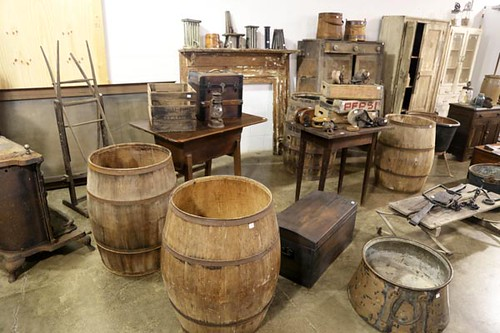 Wooden Barrels, by choice ($123.20 each)