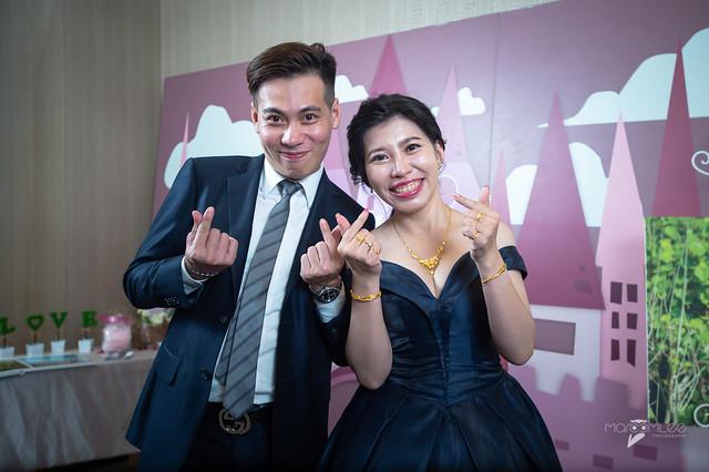 Sean&Alice-高雄皇家尊龍大飯店宴客-婚禮記錄-130