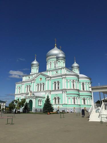 Свято-Троицкий собор, Дивеево