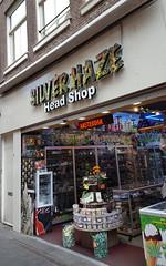 Head Shop Amsterdam (D.ST.) Tags: head shop amsterdam aufgenommen mit dem samsung galaxy s netherlands drogen drugs weed silver haze niederlande holland photoshop cs6 urlaub city laden coffeeshop va vacation travel