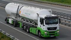 D - Hemelter Mühle MAN TGS 26.400 L (BonsaiTruck) Tags: hemelter mühle man tgs lkwv lastwagen lastzug silozug truck trucks lorry lorries camion caminhoes silo bulk citerne powdertank