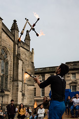 Edinburgh Festival Fringe 2018-191 (Philip Gillespie) Tags: edinburgh scotland festival fringe summer gardens sky sun clouds colours green yellow blue white black red purple orange pink water canon 5dsr photography color urban 2018 bright colourful wet outdoor outside people men women man woman kids children boys girls families crowds street performances acts comedians hoola hoop juggling fire flames eyes feet hands heads faces hair city centre royal mile castle tron joy pleasure happy happiness magic bubbles bursting magicians cabaret costumes makeup hats