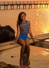 Holly Najera (01_0037) (ronnie.savoie) Tags: africanamerican black noir negra woman mujer chica muchacha girl pretty guapa lovely hermosa browneyes ojosnegros brownskin pielcanela portrait retrato model modelo modèle smile sonrisa sandybay roatan roatán honduras hondureña catracha bayislands islasdelabahía diaspora africandiaspora