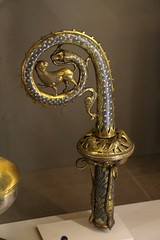 Crozier (demeeschter) Tags: france champagne aube troyes city town building architecture church cathedral religion culture art street medieval museum archaeology heritage historical