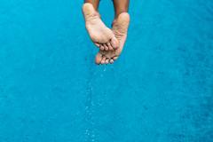 Dive (@kevinsousaphoto) Tags: azores swim dive pool