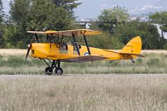 IMG_8672 (The Aviation) Tags: volovienne dannunzio theaviation boscomantico tigermoth spad sva impresa