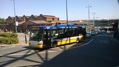 Johnsons Coach & Bus YT13HKZ 30062018 (Rossendalian2013) Tags: johnsonsbuscoach yt13hkz scania ck230ub omnicity bus birmingham