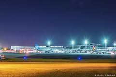 Aeroporto Salvador Bahia - SSA (RafaelBateraSSA) Tags: aeroporto salvador bahia vinci ssa sbsv nikon night long exposure