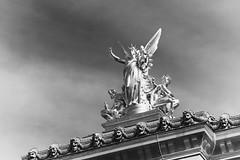 Parisian stroll about (amansjeanphilippe) Tags: teleelmar 135f40 leica m monochrom red filter wratten25 paris sitphotography test amansjeanphilippe