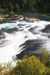 Rheinfall, Schaffhausen(CH) (freekblokzijl) Tags: rheinfall waterval rivier rhein rijn rhine riverfall zwitserland duitsland grens schaffhausen fluss vakantie zomer touristic attractie canon eos7d august 2018