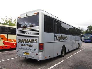 Chapmans Travel of Tonyrefail 'Jack' JF04HOF