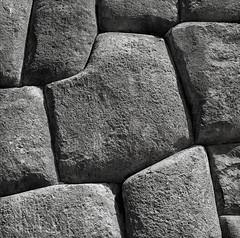 Inca Stonework, Sacsayhuaman, Cusco, Peru (austin granger) Tags: inca stonework stones blocks sacsayhuaman cusco peru citatel wall fitted masonry fortress archaeology architecture square geometry gf670