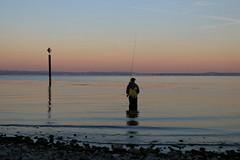 2018-08 Angler (rainerbuesching) Tags: morgen sonnenaufgang