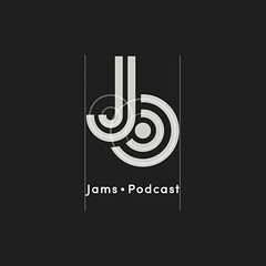 Jams Podcast Design by Xpression (inspiration_de) Tags: branding creative geometric identity logodesign shapes type