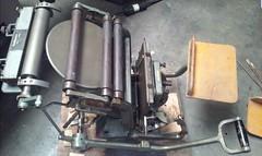 Hohner Hobo-IV (typesticker) Tags: printing press boston tiegel hohnerhobo letterpress hand