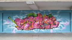 Solo One graffiti, Brixton (duncan) Tags: graffiti brixton streetart stockwell soloone