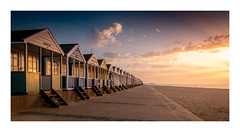 Southwold Beach Huts (SimonTHGolfer) Tags: suffolk sunrise beachhuts beach southwold landscapephotography landscape eastcoast eastanglia simontalbothurnphotography